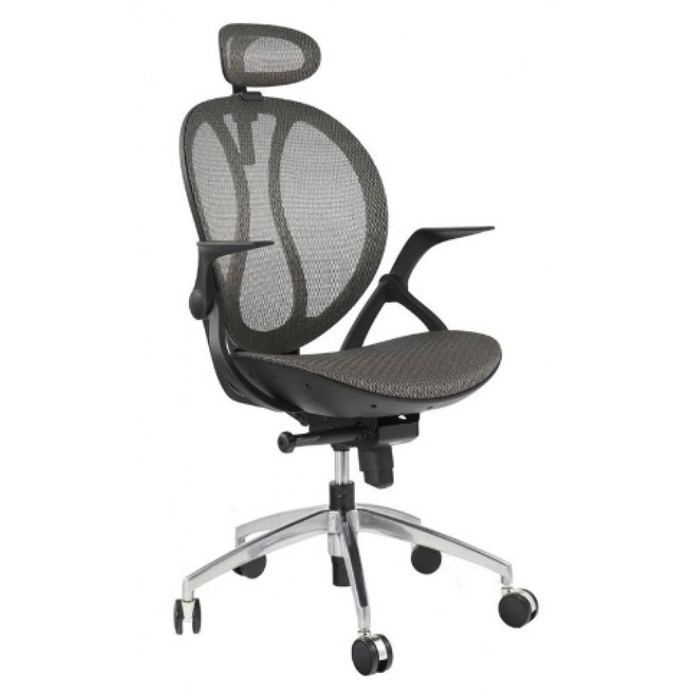 Cadeira Sintra base alumínio