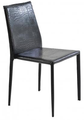 Cadeira Amanda Croco
