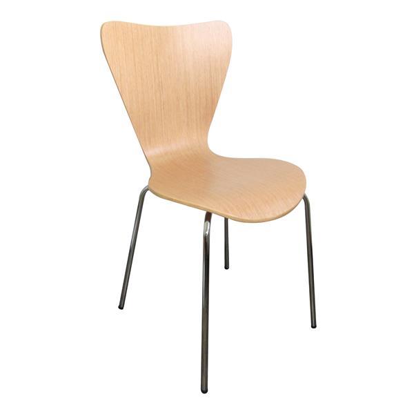 Cadeira Jacobsen Madeira Importada