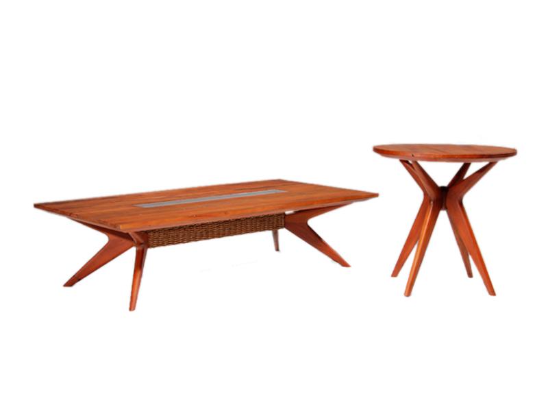 Mesa de centro conjunto Nascente