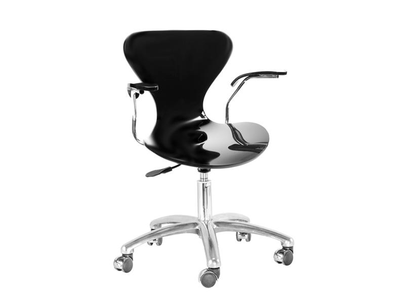 Cadeira Jacobsen 3107 Office com braços