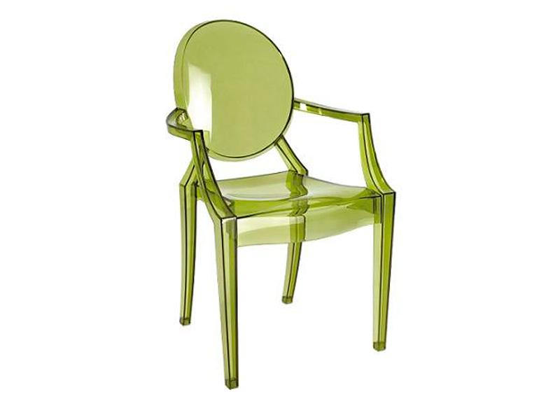 Cadeira Ghost com Braços