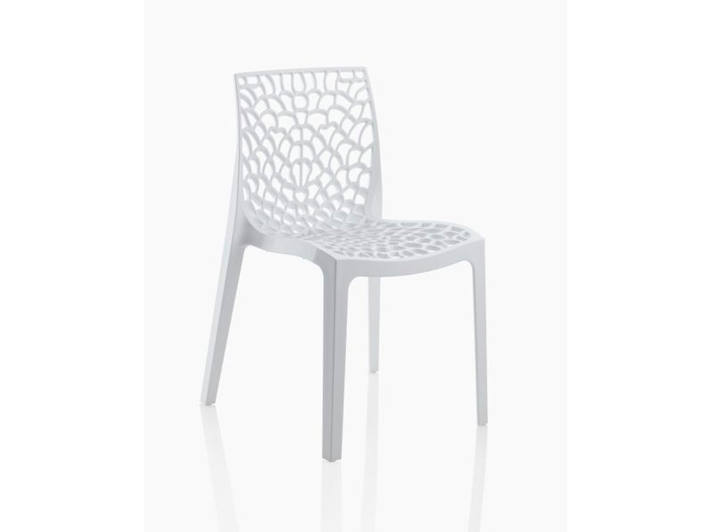 Cadeira Gruvyer Branca