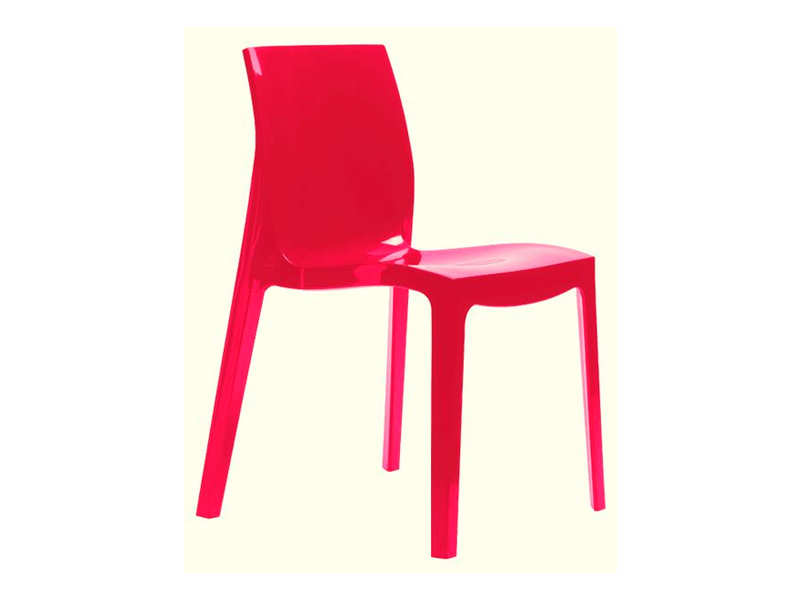 Cadeira Ice Vermelha