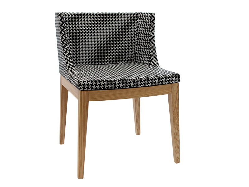 Cadeira Mademoiselle Xadrez