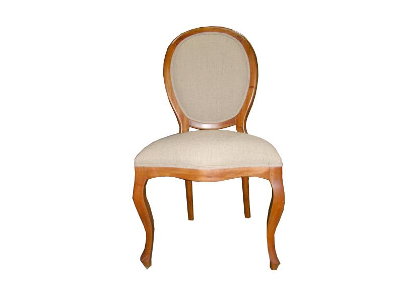 Cadeira Medalhão Lisa