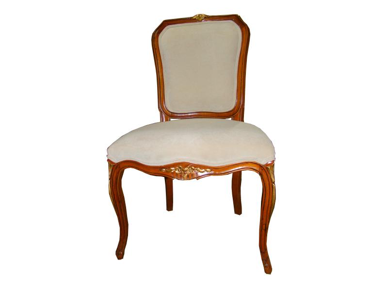 Cadeira Regina Entalhada
