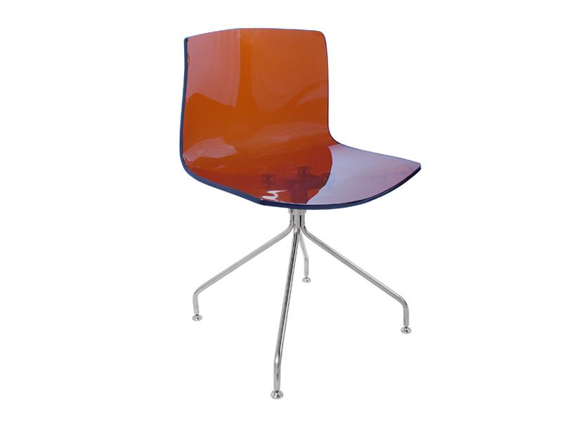 Cadeira Sunset (Catifa) Fixa