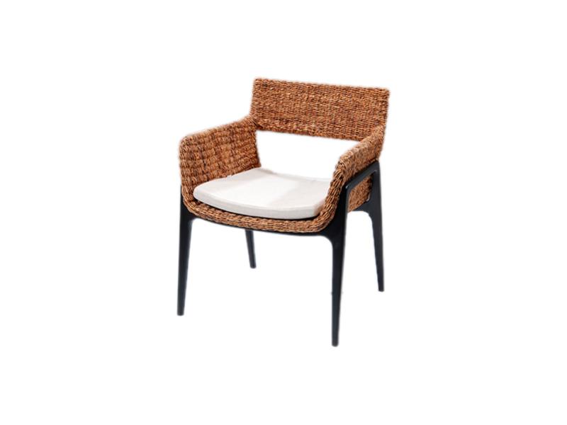 Cadeira Lille com Fibra de Bananeira
