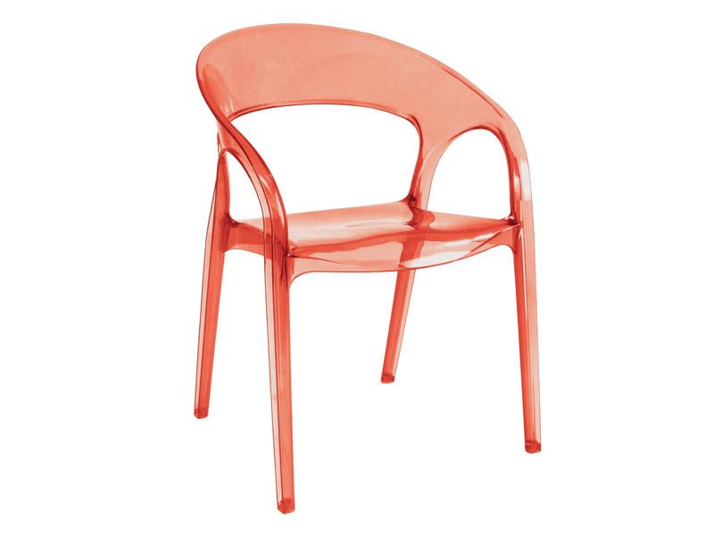 Cadeira Coming - Vermelha