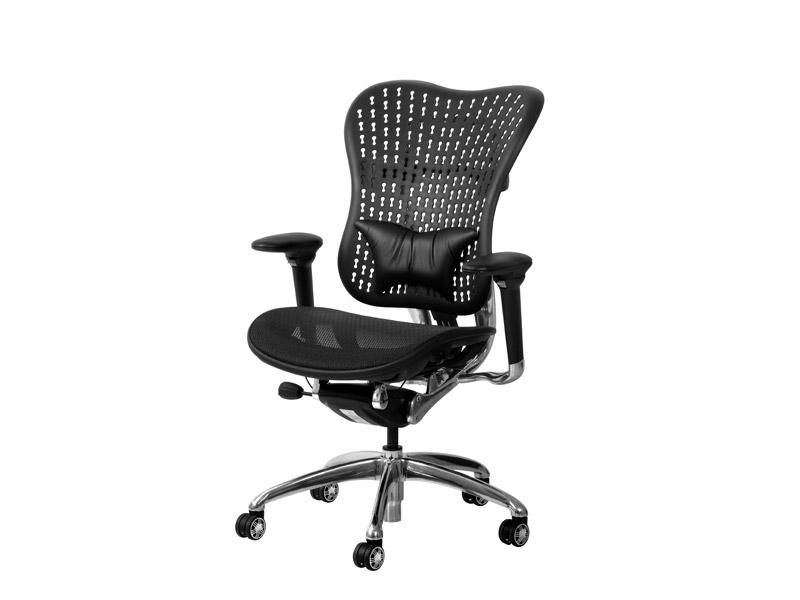 Cadeira Excellent - Presidente Preta