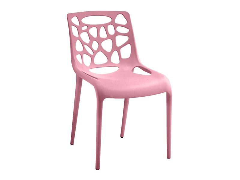 Cadeira Giovanna - Rosa