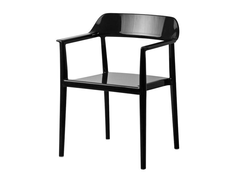 Cadeira Lamp - Preta
