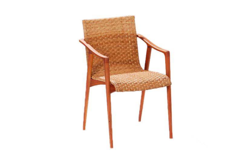 Cadeira Lua Nova - Fibra Natural
