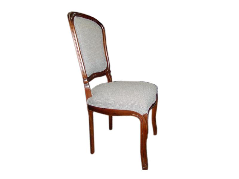 Cadeira Luis Felipe sem Braço Entalhada