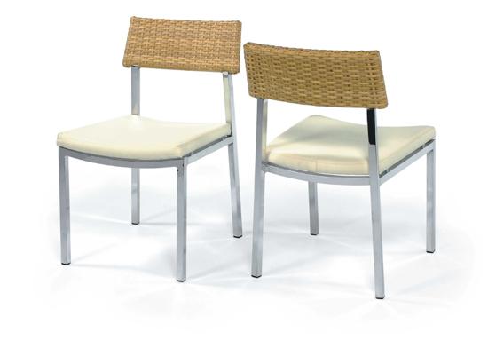 Cadeira Marola Estofada