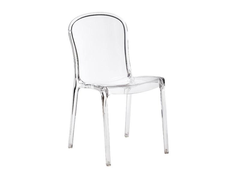 Cadeira Natalia - Transparente