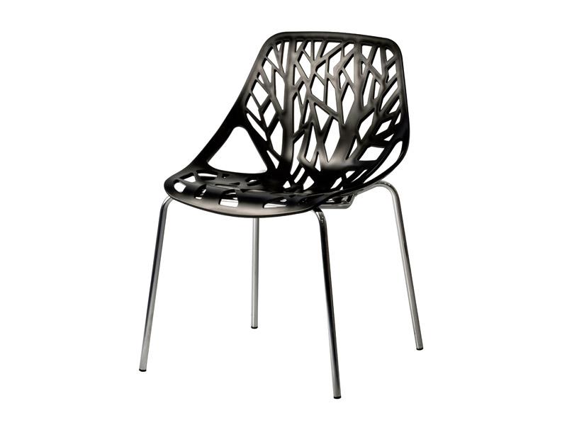 Cadeira Natural - Preta