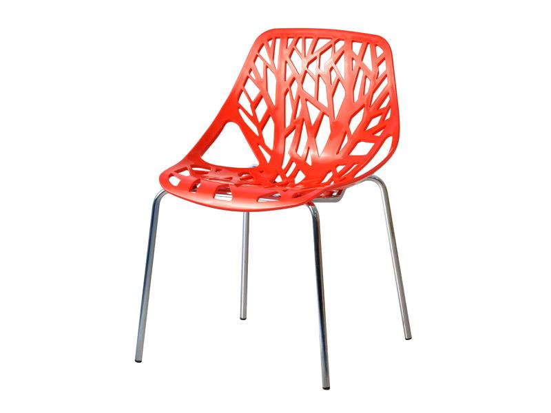 Cadeira Natural - Vermelha