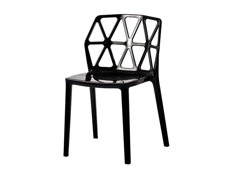 Cadeira Parma - Preta