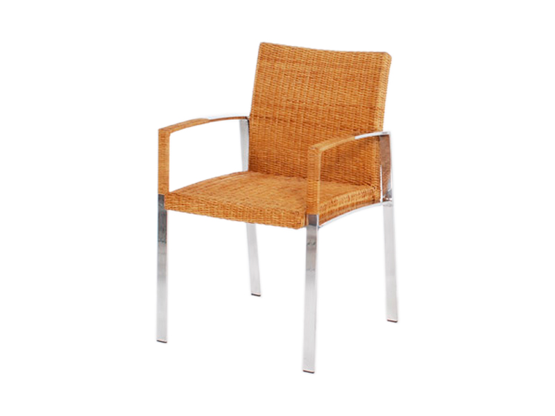 Cadeira Rita - Fibra natural