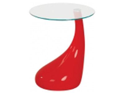 Mesa lateral Gota - Vermelha