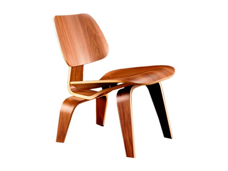 Cadeira Charles Eames - Modelo LCW