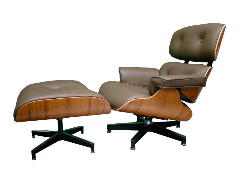 Poltrona Charles e Ray Eames - Modelo ES 670
